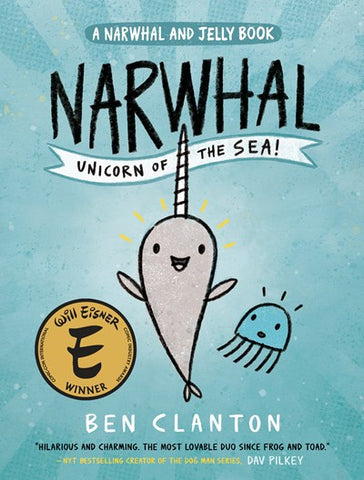 Narwhal Unicorn of the Sea
