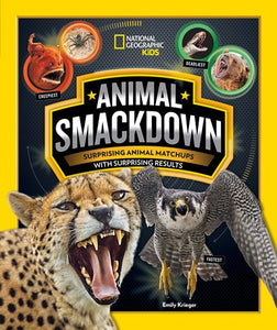 National Geographic Kids: Animal Smackdown