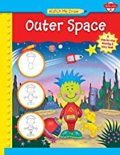 Watch Me Draw: Outer Space