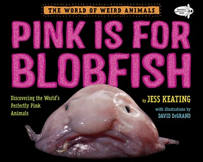 Pink if for Blobfish