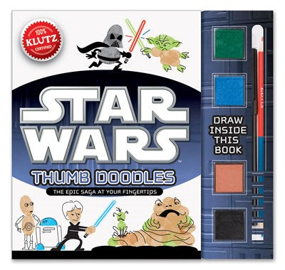 Star Wars Thumb Doodles The Epic Saga at Your Fingertips