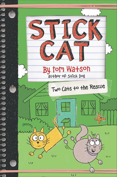 Stick Cat : Two Cats to the Rescue