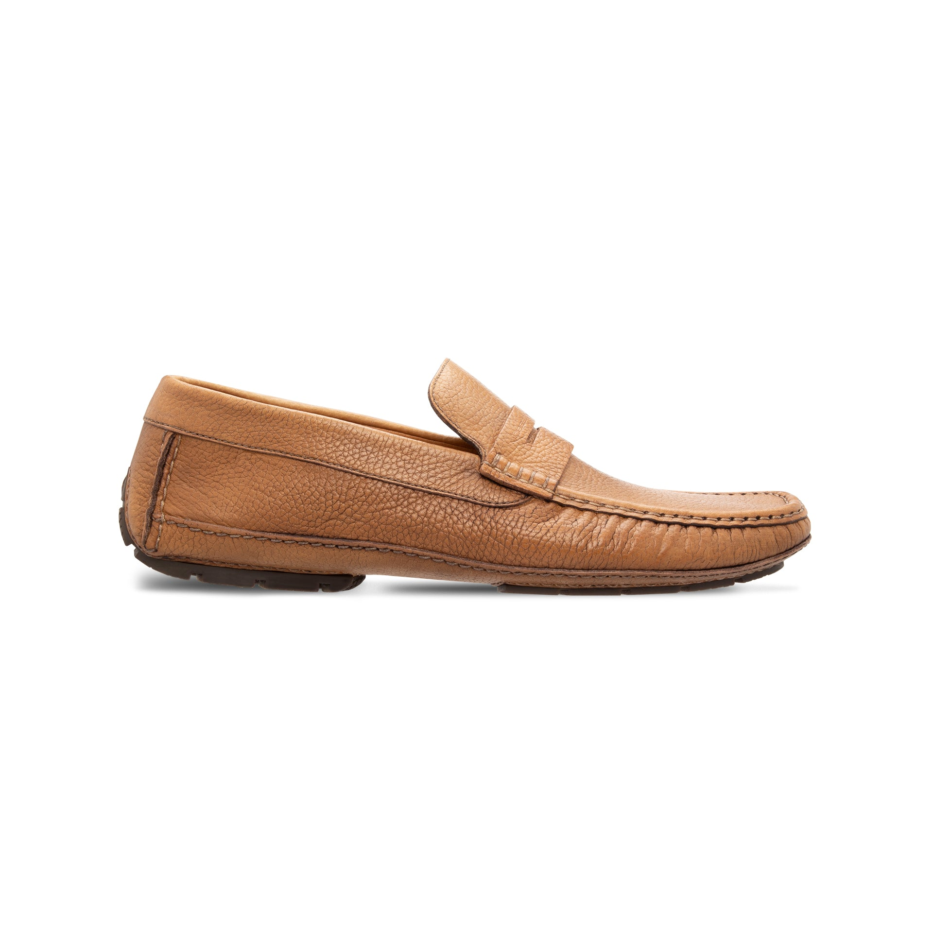Light Brown Driver shoes