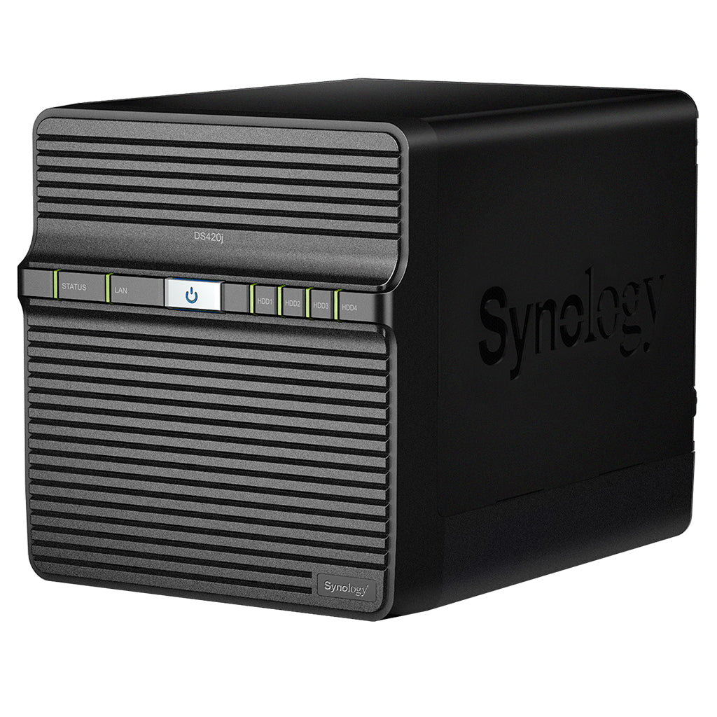 Synology DiskStation DS420j 4-Bay 3.5
