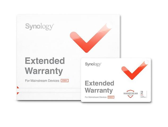 Synology EW201 , 2 years extended warranty for DS1517+ , DS1817+ ,DS1517,DS1817 , DX517, NVR1218,VS960HD only. MUST BE SOLD WITH NAS SAME TIME. Physci