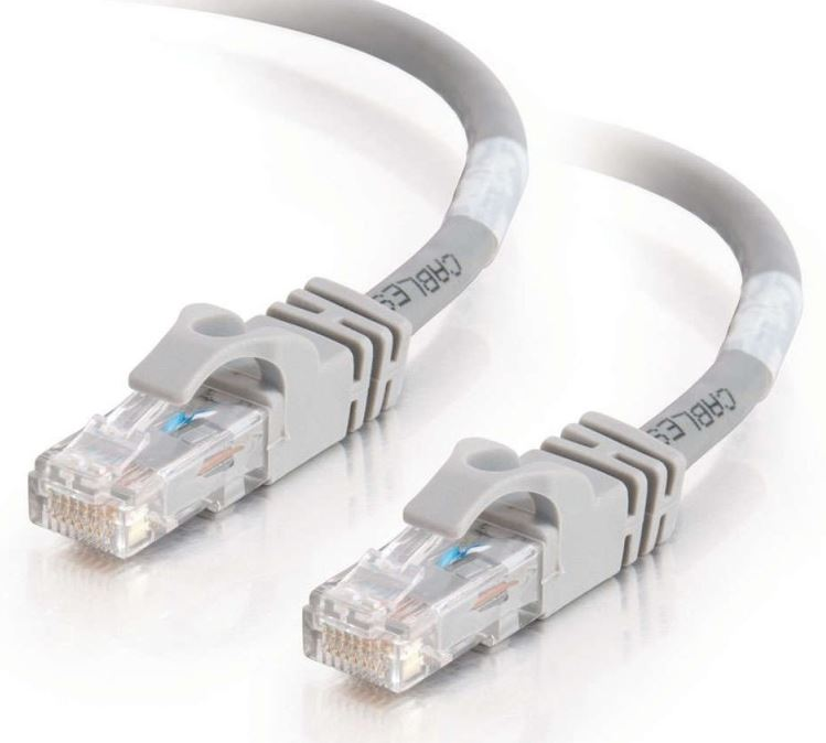 Astrotek CAT6 Cable 0.25m/25cm Grey Color Premium RJ45 Ethernet Network LAN UTP Patch Cord 26AWG