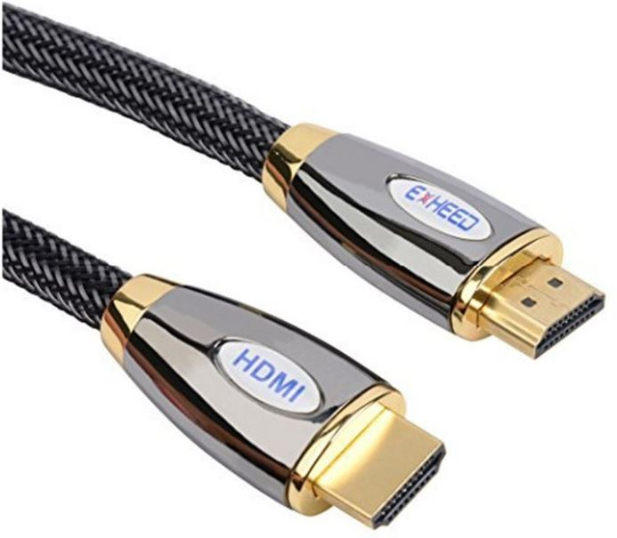 Astrotek Premium HDMI Cable 3m - 19 pins Male to Male 30AWG OD6.0mm Nylon Jacket Gold Plated Metal RoHS