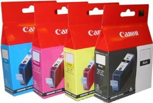Canon BCI6Y Yellow. InkTank for S800 and BJC8200 printer