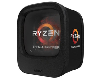 AMD Ryzen Threadripper 2990X CPU 32 Core/64 Threads Unlocked Max Speed 4.2GHz 64MB Cache Boxed 3 Years Warranty - No Fan for X399 MB