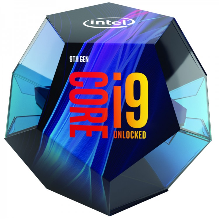 Intel Core i9-9900K 3.6GHz (5.0GHz Turbo) LGA1151 9th Gen 8-Cores 16-Threads 16MB 8GT/s 95W UHD Graphics 630 Unlocked Retail Box 3yrs