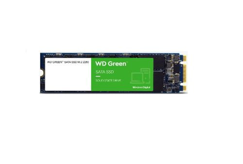 Western Digital WD Green 480GB M.2 SATA SSD 545R/430W MB/s 80TBW 3D NAND 7mm 3 Years Warranty