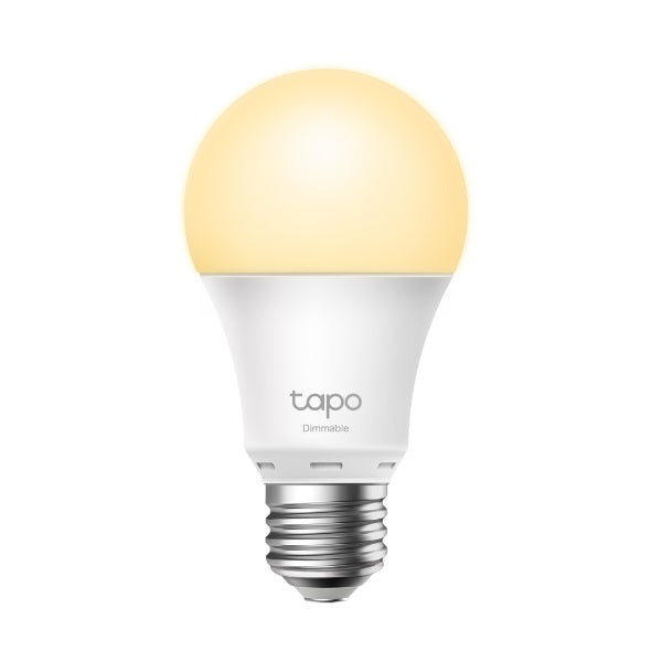 TP-Link Tapo Dimmable Smart Light Bulb L510E Edison Fitting, Dimmable, No Hub Required, Voice Control, Schedule  Timer 2700K 8.7W 2.4 GHz 802.11b/g/n