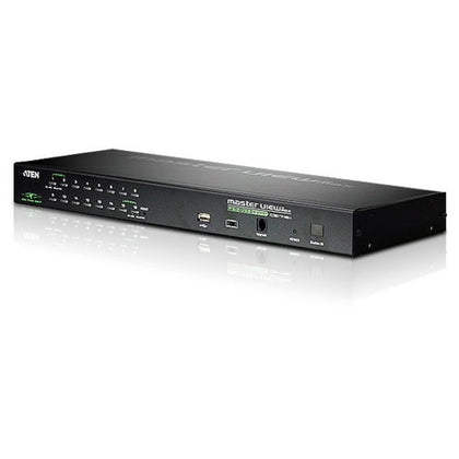 Aten 16 Port PS/2 USB KVM 1 Local/Remote User Access