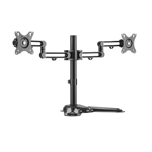 Brateck Dual Monitor Premium Articulating Aluminum Monitor Stand for 17