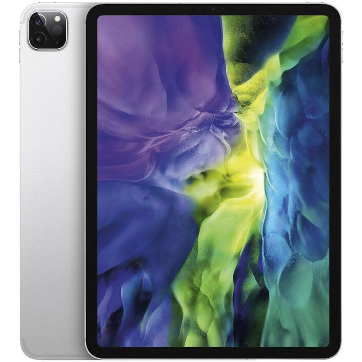 Apple iPad Pro 12.9 inch (4th Gen) Wi-Fi + Cellular 128GB - Silver -  iPad with 12.9