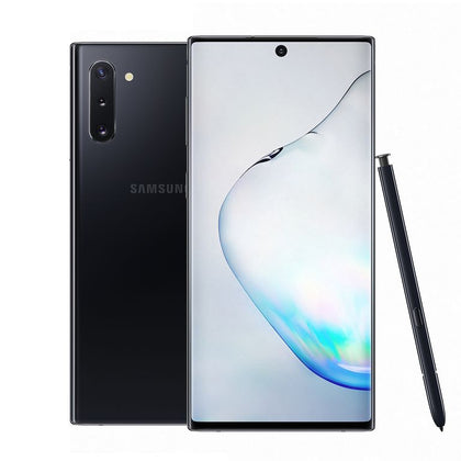 SAMSUNG GALAXY NOTE10+ 5G 512GB BLACK- 6.8