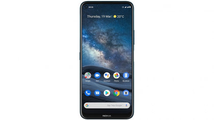 Nokia 8.3 5G 128 GB Polar Night- 6.81