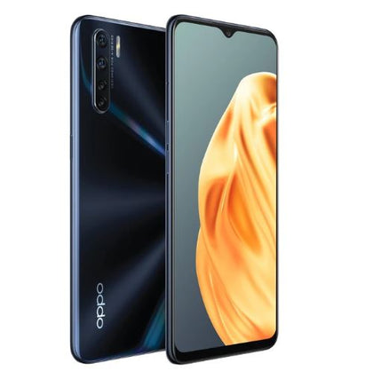 Oppo A91(Mona) 4G Dual Sim 128GB Lightening Black - 6.4