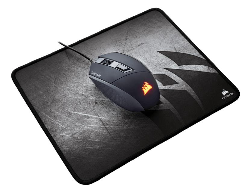 Corsair MM300 Anti-Fray Cloth Gaming Mouse Mat Small Edition 265mm x 210mm x 3mm(LS)