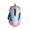 Roccat KONE AIMO RGBA Smart Customization Gaming Mouse (White Version) MOD: ROC-11-810-AS - 1200dpi, 1000Hz Polling Rate, 1ms Response Rate,(LS)
