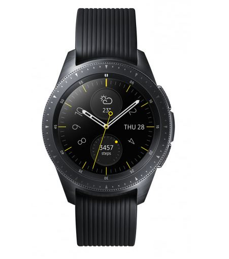 SAMSUNG GALAXY WATCH - BLUETOOTH 42MM BLACK-  1.2