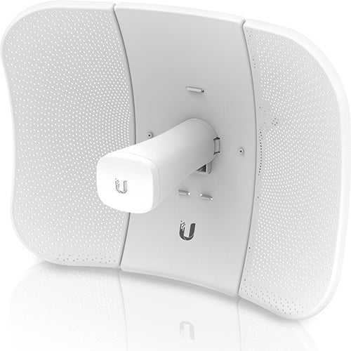 Ubiquiti LiteBeam AC All-in-one, 802.3AC AirMax Radio with 23dBi 5GHz 802.11ac directional Antenna - Tool-less assembly/installation