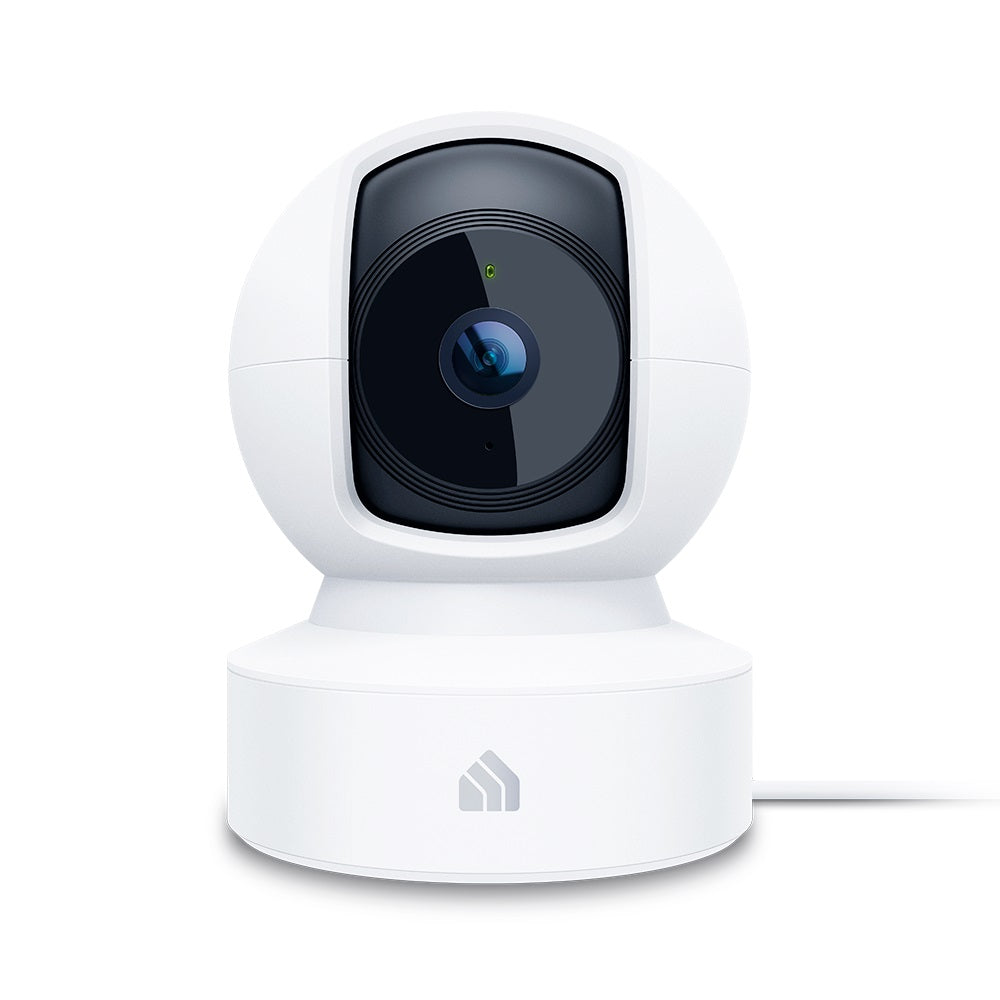 TP-Link KC110 Kasa Spot Pan Tilt Camera (Kasa Cam Cloud Camera), Motion Tracking, 2-Way Audio, Night Vision