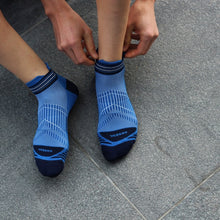 Load image into Gallery viewer, Blue Stripes Socks (Hidden)