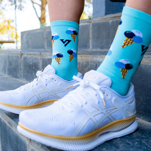 Ice Cream Active Socks