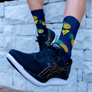 Pineapple Active Socks