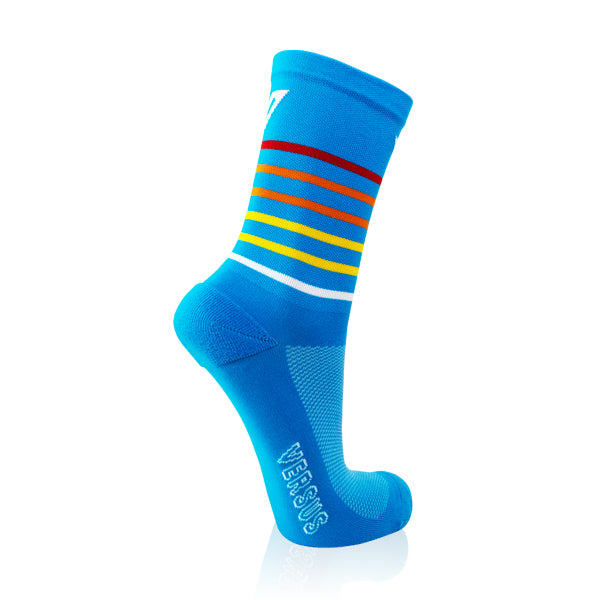 Blue Sunrise Socks