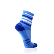 Load image into Gallery viewer, Blue Stripes Socks