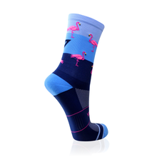 Load image into Gallery viewer, Flamingo Socks