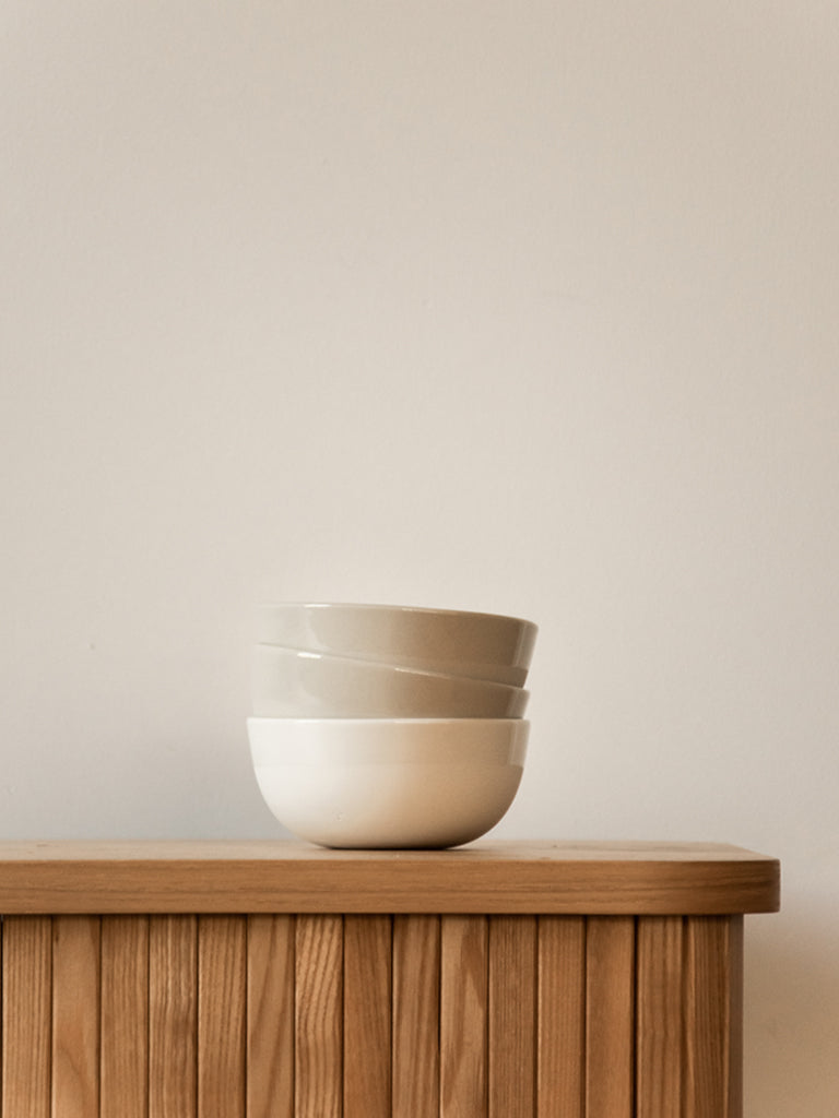 HUSK Ceramics Porcelain Tableware: Amuse Bowl