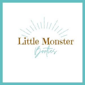 Little Monster Booties