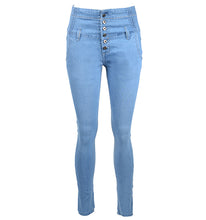 Load image into Gallery viewer, High Waist Jean