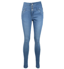 Load image into Gallery viewer, Skinny fit High Waist Jean