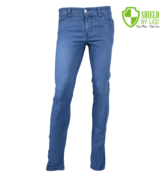 Casual Slim Fit Jeans