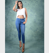 Load image into Gallery viewer, Slim And Shape High Waisted Jean