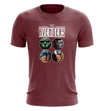 Load image into Gallery viewer, Men's Avengers T-shirt
