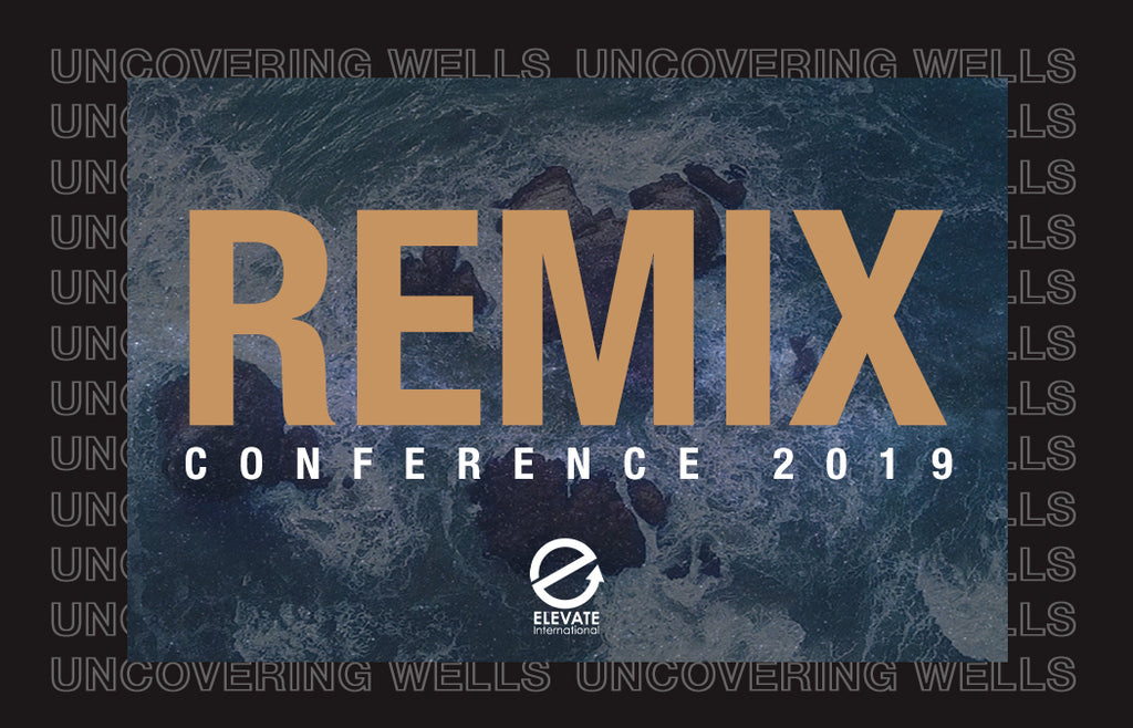 Elevate Remix Conference Media Card