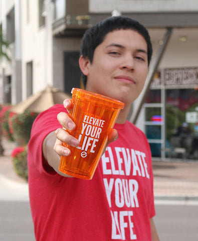 Elevate Your Life Tumbler