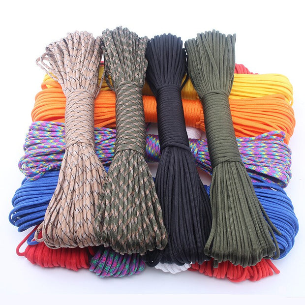 Camping Polyester Paracord Rope - Caseyoutdoor