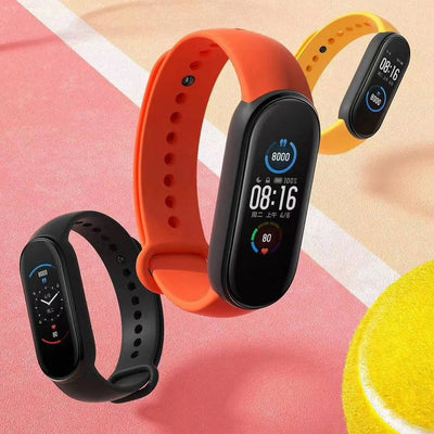 Smart Bracelet with Heart Rate Fitness Tracker - Caseyoutdoor