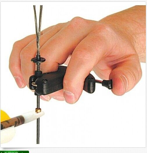 Useful Handy Plastic Hunting Arrow Release Tool - Caseyoutdoor