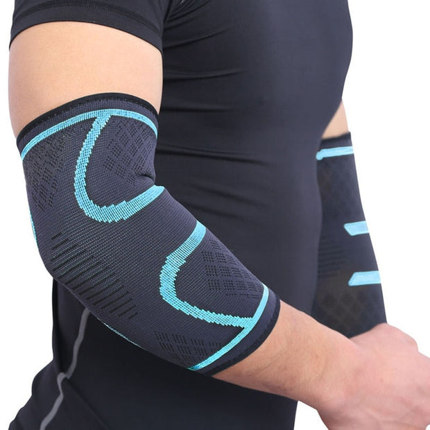 Elastic Elbow Support for Fitness - Caseyoutdoor