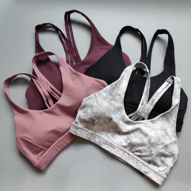 Women's Fitness Yoga Bra - Caseyoutdoor