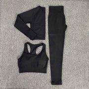 Women's Elegant Fitness Set - Caseyoutdoor