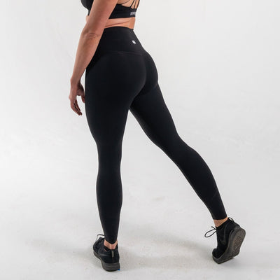 Limitless X Fearless Leggings - Midnight - Grown Strong Fitness