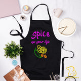 Spice Up Your Life Apron - Black